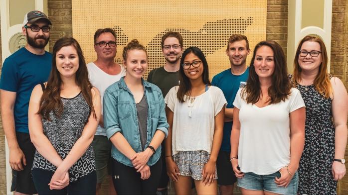 Weisener Lab Members 2018